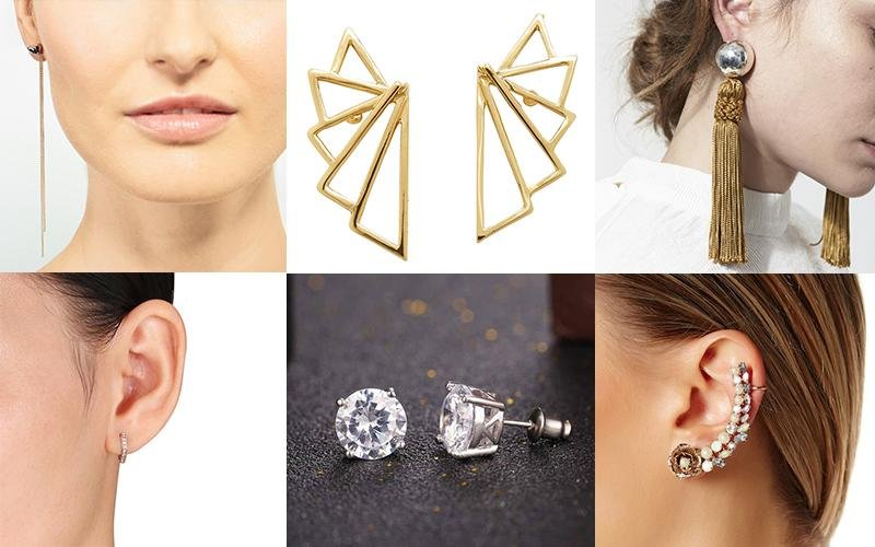 Different Types Of Earrings 1024x1024