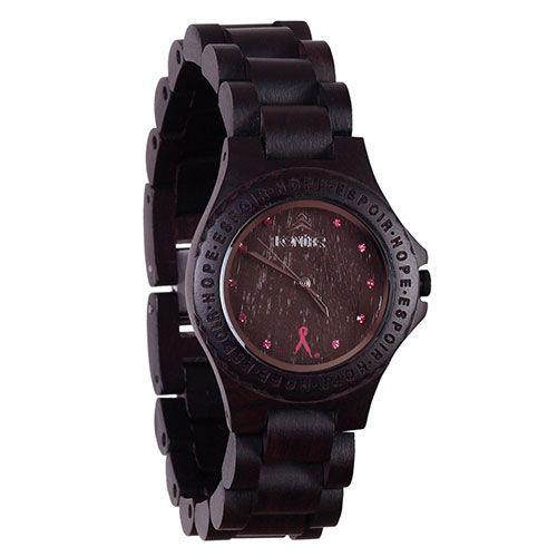Montre Konifer Pink Edition Limitée chez Octeau Joaillier et Horloger