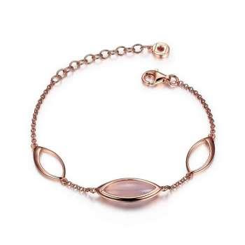 31LAAWA44Q Bracelet-ELLE-de-la-collection-''Blink''-en-argent-925-plaqué-or-rose-avec-véritable-calcédoine-rose-teint.jpg