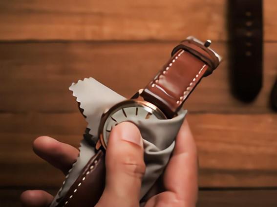 Conseils pour prendre soin de votre bracelet de montre